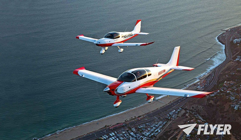 Race to build a Sling aircraft in 7 days