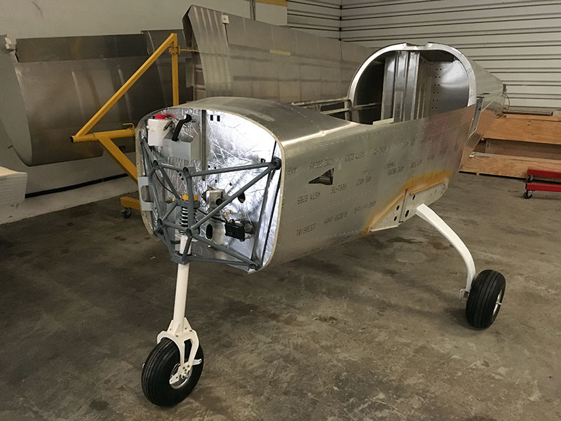 Sling 4 Airplane Factory are registered in kit (CNSK French)