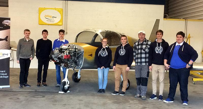 JetLag Team Sling4 France TAF
