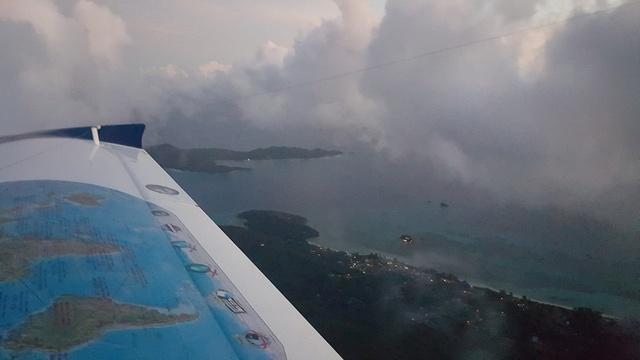 Sri Lanka to Seychelles 6